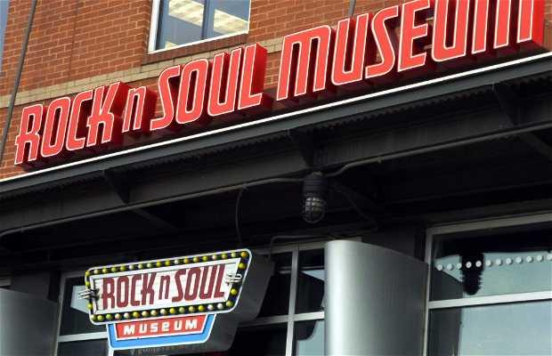 Rock & Soul Museum de Memphis