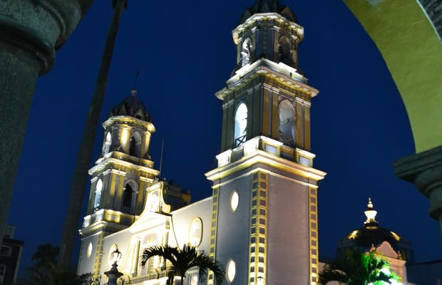 Catedral Inmaculada Concepcion en Cordoba Veracruz