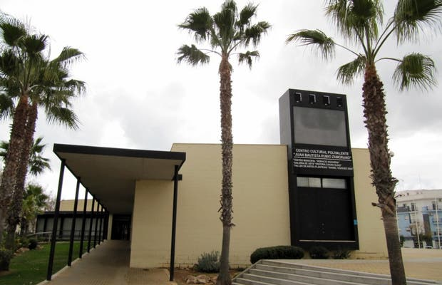 Centro Cultural Polivalente Juan Bautista Rubio Zamorano