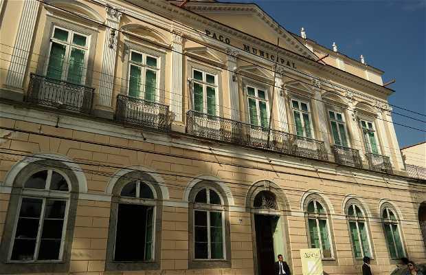 Paço Municipal de Vassouras (Palacete do Barão do Ribeirão e do Visconde de Cananéia)