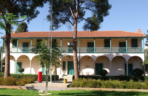 Archivo Municipal de Limassol (Edificio colonial)
