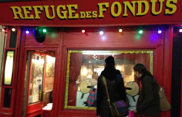 Parigi refuge des fondus