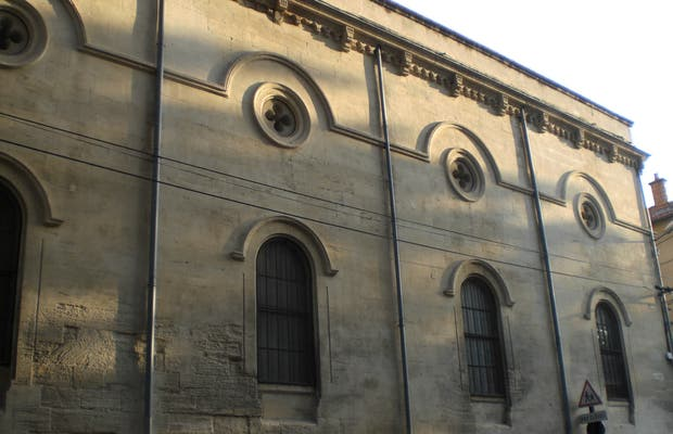 Capilla de los franciscanos