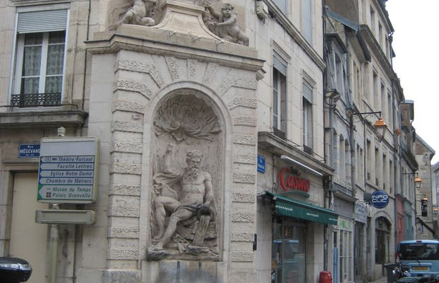 Fontaine du Doubs