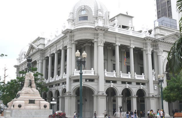 Edificio de la Alcaldia
