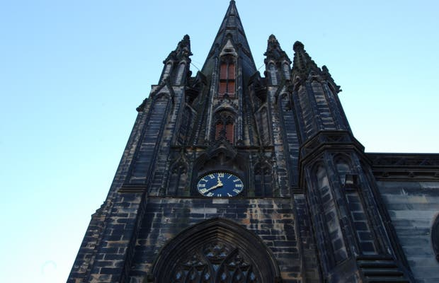 Vieille ville d'Edimbourg