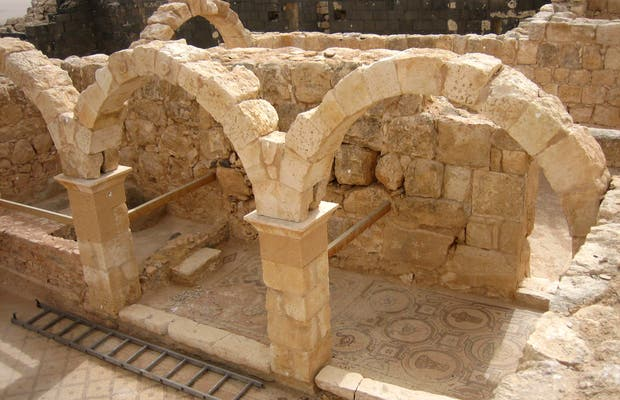 Qasr al-Hallabat