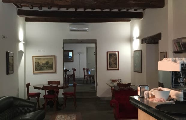 La locanda del convento-Arezzo