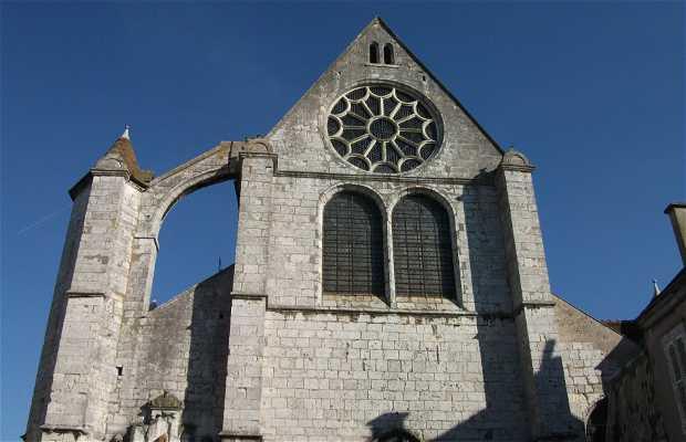 Egise Saint Aignan