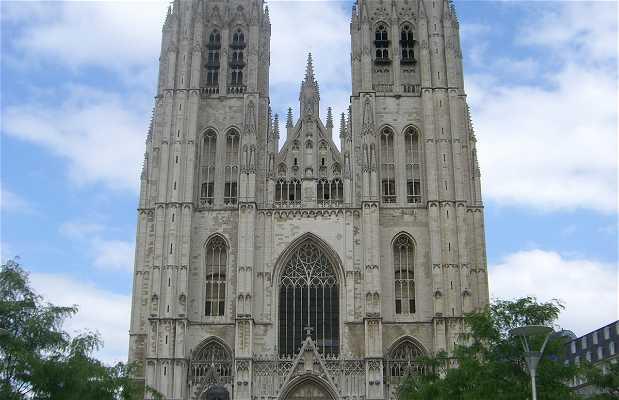 Catedral de San Miguel y Santa Gúdula