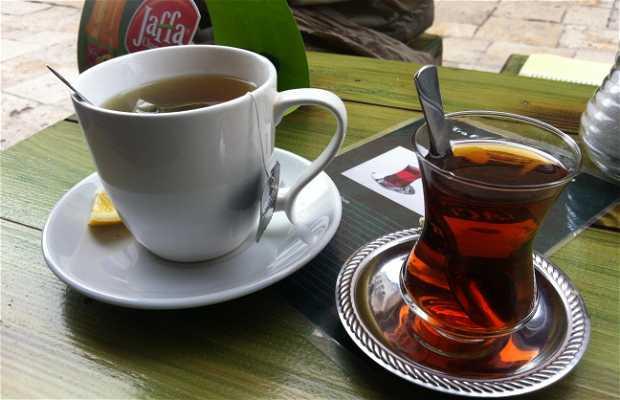 Tea room Laci