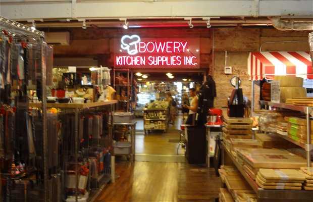 Bowery Kitchen supplies