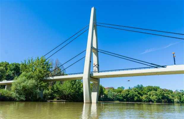 Pasarela del Ebro