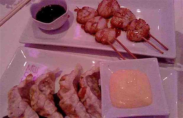 Miss Sushi Fresh restaurant