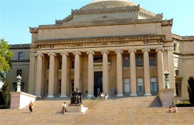 L'université de Columbia