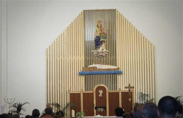 Eglise de Sainte Maria de Peñíscola
