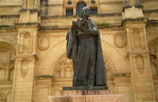 Estatua de Pedro Espinosa