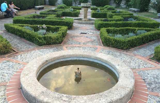 Jardin espagnol de Cimiez