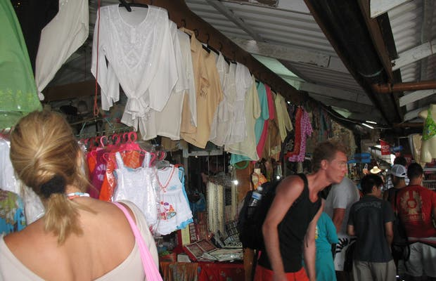 Koh Panyee Market