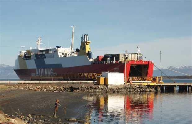 Los ferries Navimag