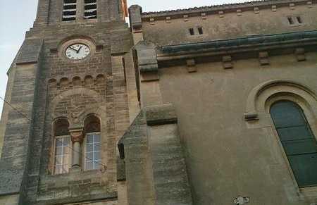 Parroquia Notre-Dame en Minervois