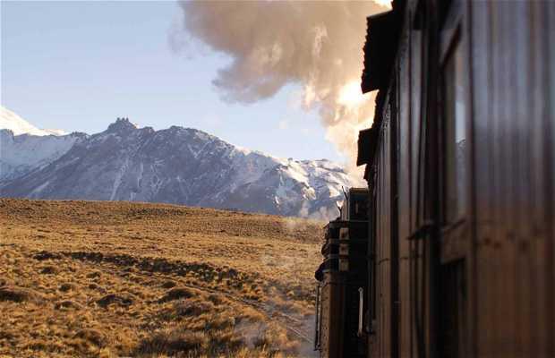 """Tren """"La Trochita"""""""