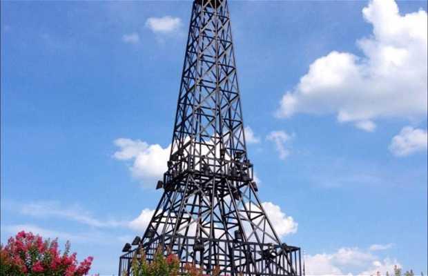 The Paris-Texas Eiffel Tower
