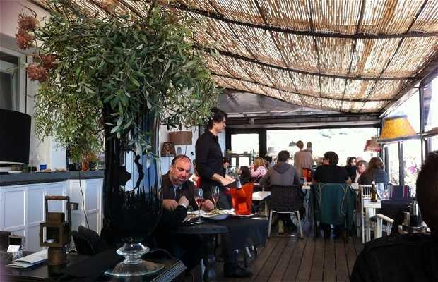 Es Blanc Café-Lounge-Bar