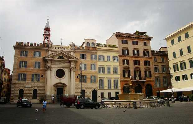 Plaza Farnese