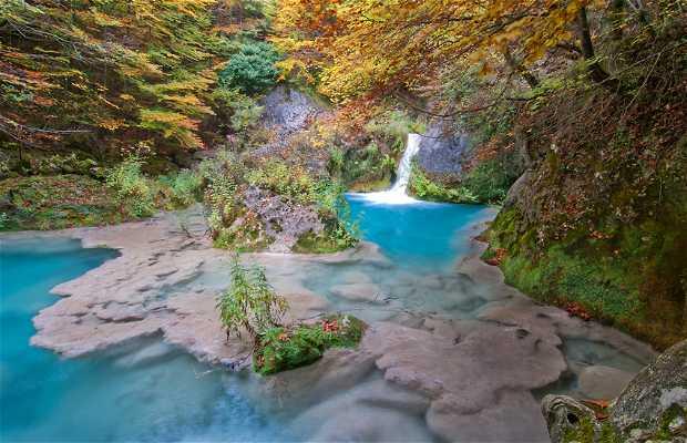 Gorges de la rivière Urederra