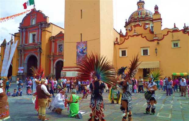 Fiestas San Miguel Arcángel.
