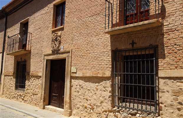 Casa de los Martínez de Azagra