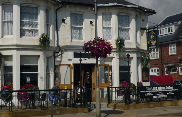 Lord Nelson Free House