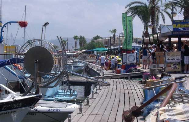 Puerto Deportivo de Latchi-Latsi