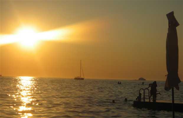 Playa Piran