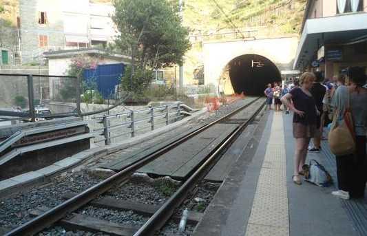 Estacion de Vernazza