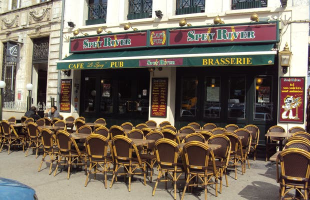 Spey River Bar Brasserie