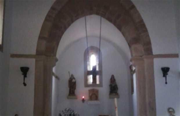 Iglesia San Román de Sariego