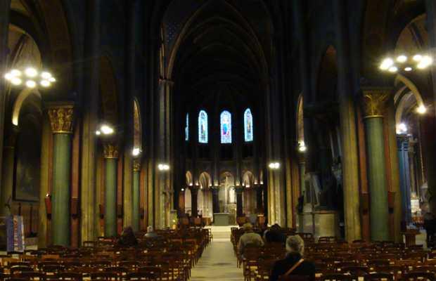 Iglesia de Saint-Germain-des-Prés