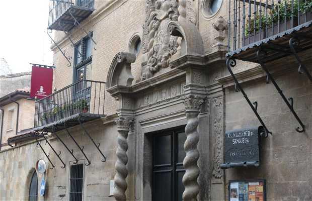 Palacio de Ongay-Vallesantoro