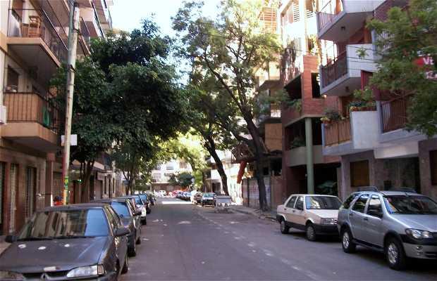 Pasaje Norberto Quirno Costa