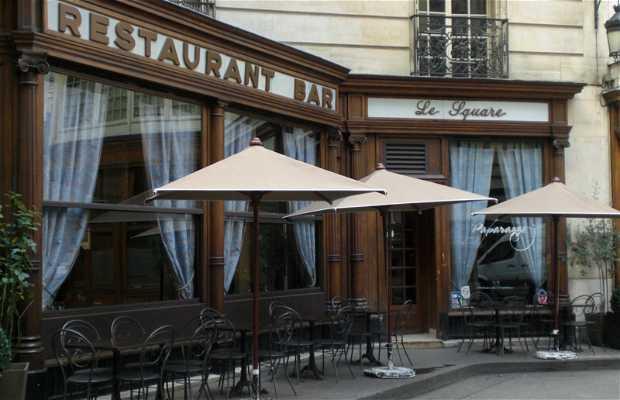 Ristorante Le Square a Parigi