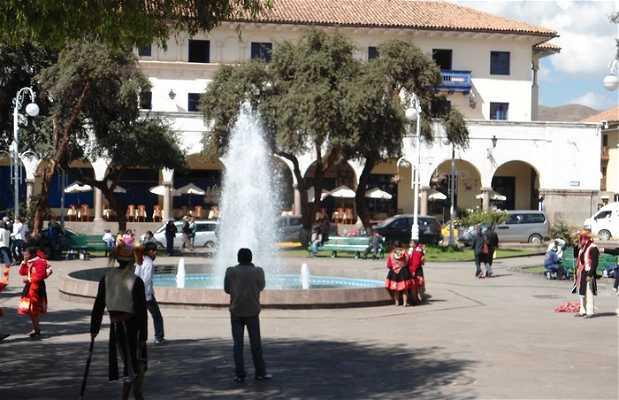 Plaza Regocigio