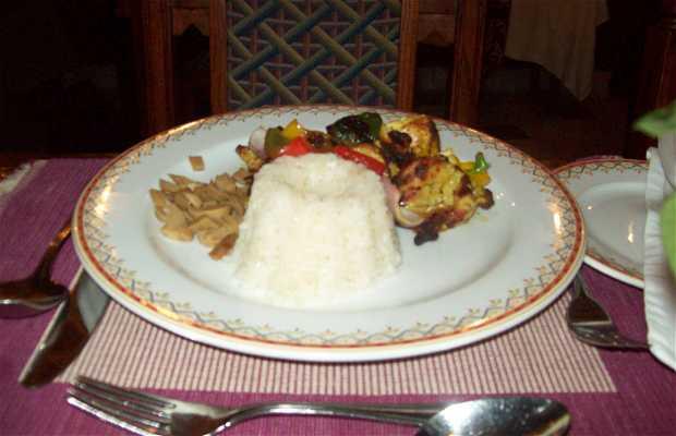 Restaurante Khan el Khalili
