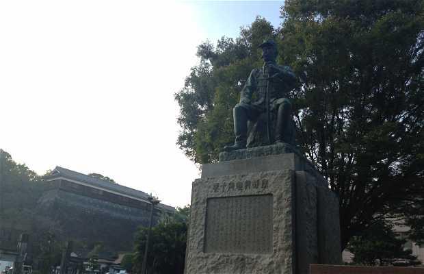 Estatua Tateki Tani
