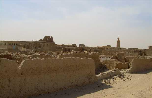 Ruines de Dongola