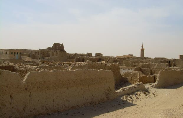 Ruins of Dongola