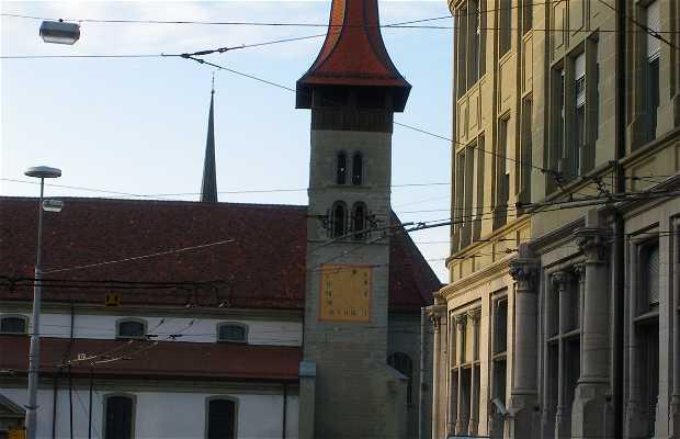 Basilica Notre-Dame