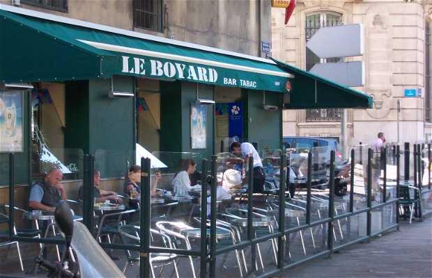 Le Boyard Estrangin