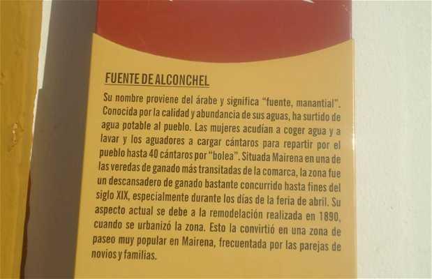 Source d'Alconchel